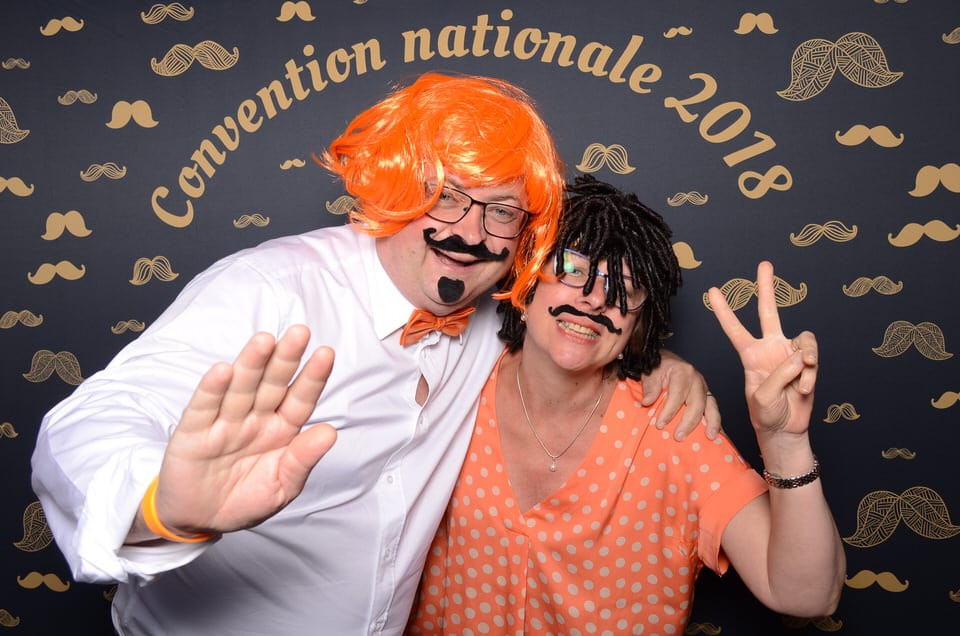 Location photo booth entreprise corse